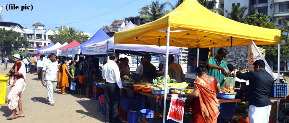 Farmers' bazaar blames PMC for harassment