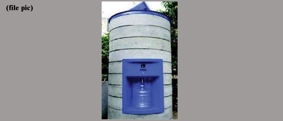 KCB area to get water ATMs, purifiers from this summer