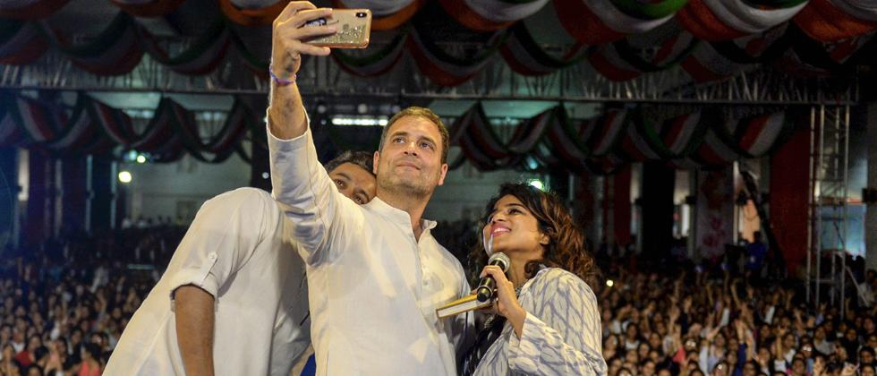 Middle class won't be burdened to fund `Nyay', says Rahul Gandhi