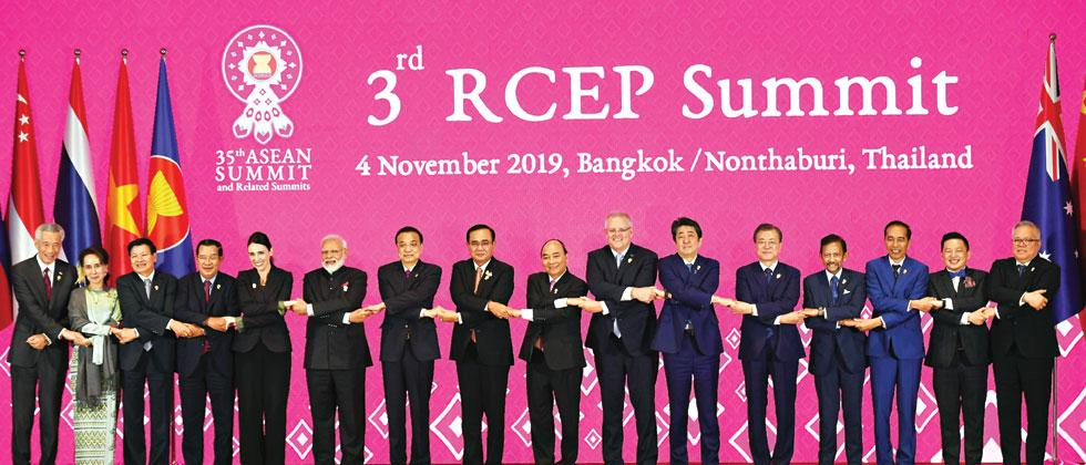 India had no option but to withdraw from RCEP