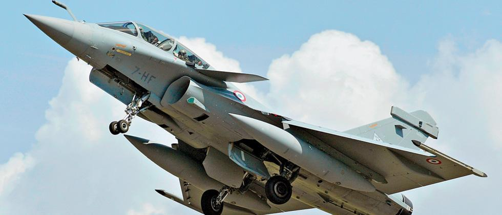 Rafale jets set to be formally inducted to Indian Air Force