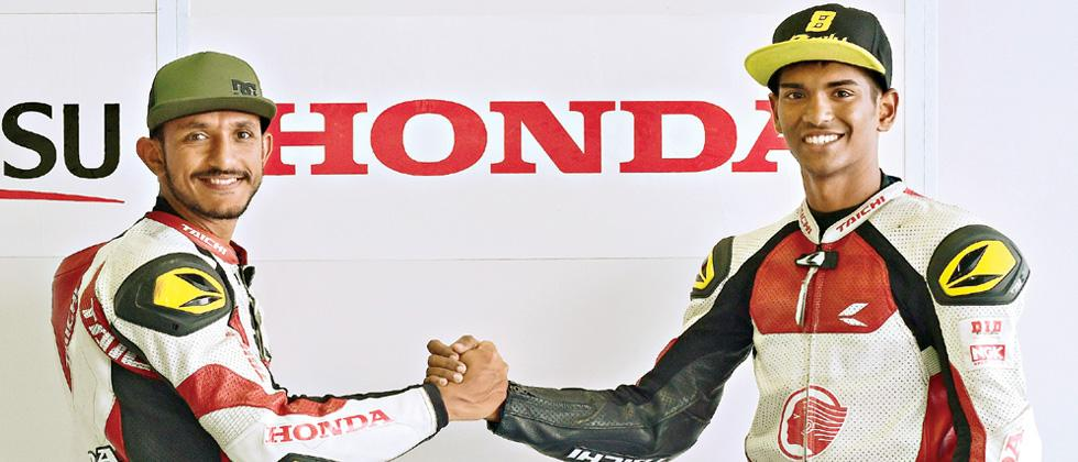 Honda 2W India to back first all-Indian team