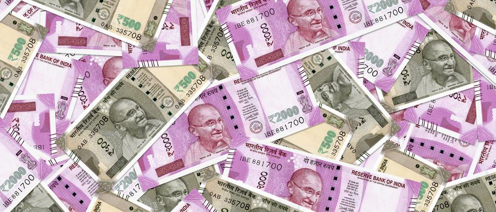 Rupee hits fresh 6-mth low of 71.71; dives 28 paise