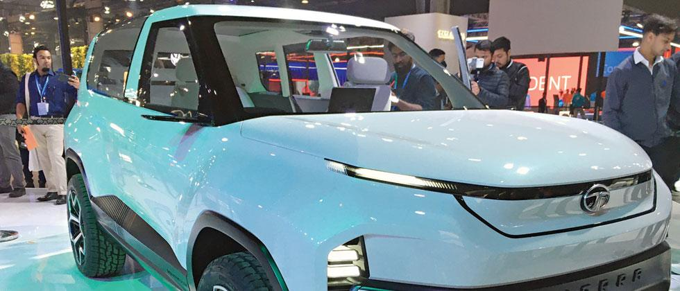 Launches, unveilings mark Day 1 at Auto Expo