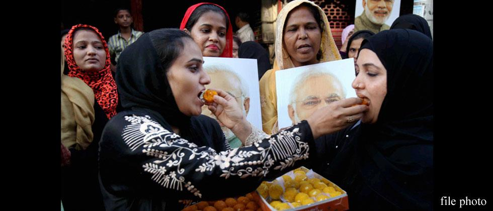 Triple talaq victims welcome cabinet move