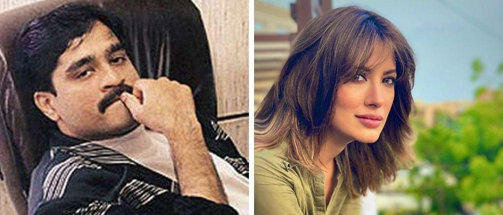 Pakistan actress Mehwish Hayat girlfriend of wanted Dawood Ibrahim?