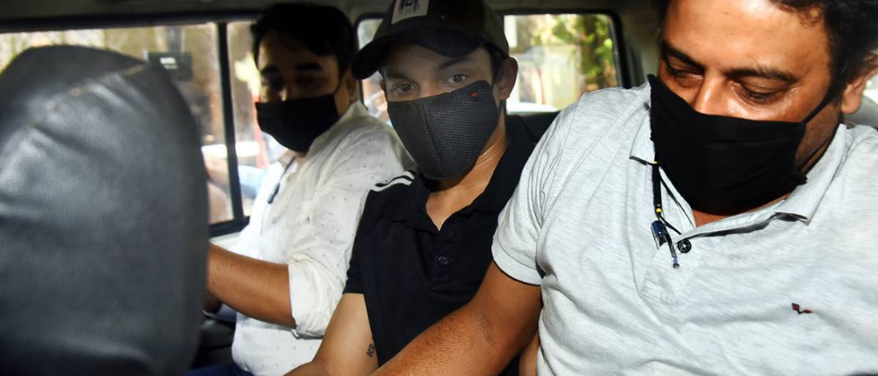 Showik and Miranda were arrested on Friday after a day-long questioning by NCB as part of its probe into the drug angle in the Bollywood star's death.