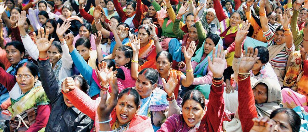 Women's issues neglected by govt