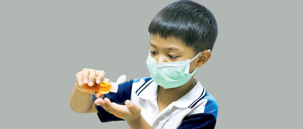 Nine liquor factories in Rajasthan will be allowed to produce sanitisers to curb black marketing amid a high demand of disinfectants in the country due to the novel coronavirus.