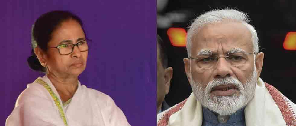 Modi targets Mamata, says protectors of chit fund fraudsters will not be spared