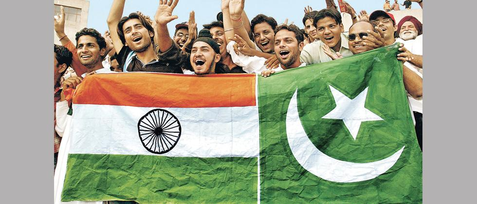 Hoping for real peace between India & Pakistan next Yuletide