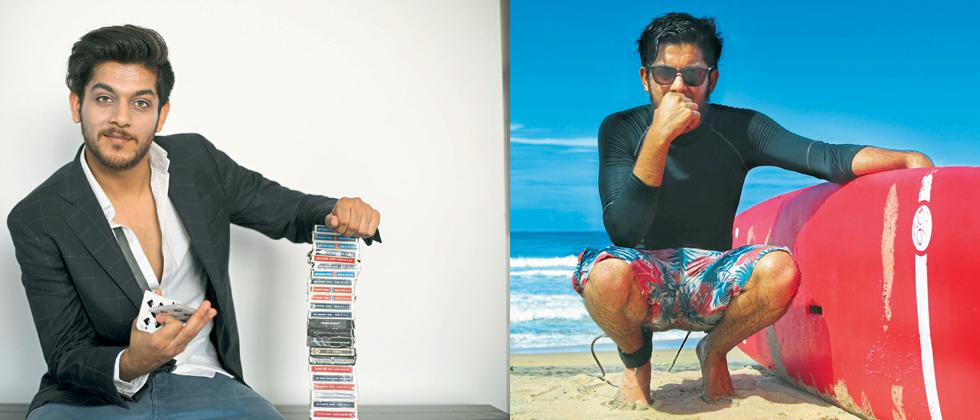 Neel Madhav weaves together a magicians travelogue with a dash of food