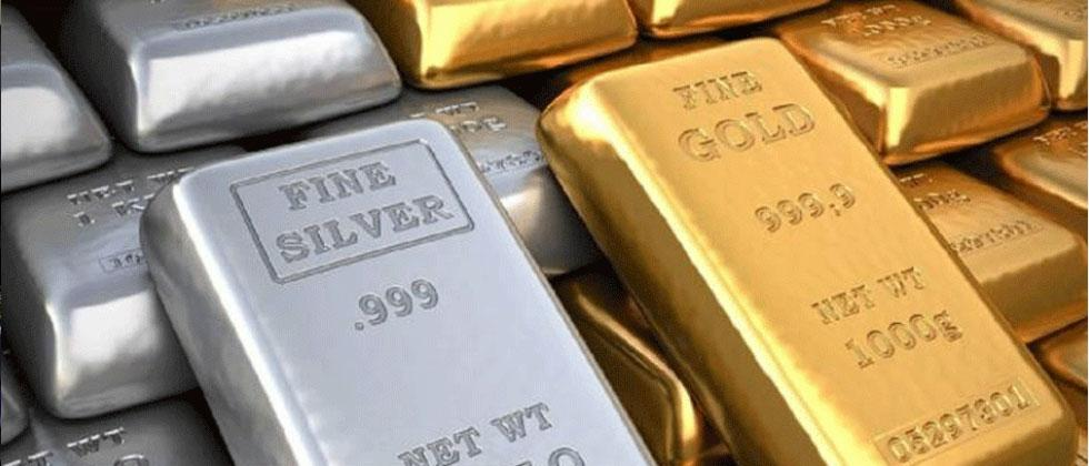 Gold up Rs 80; silver gains Rs 101