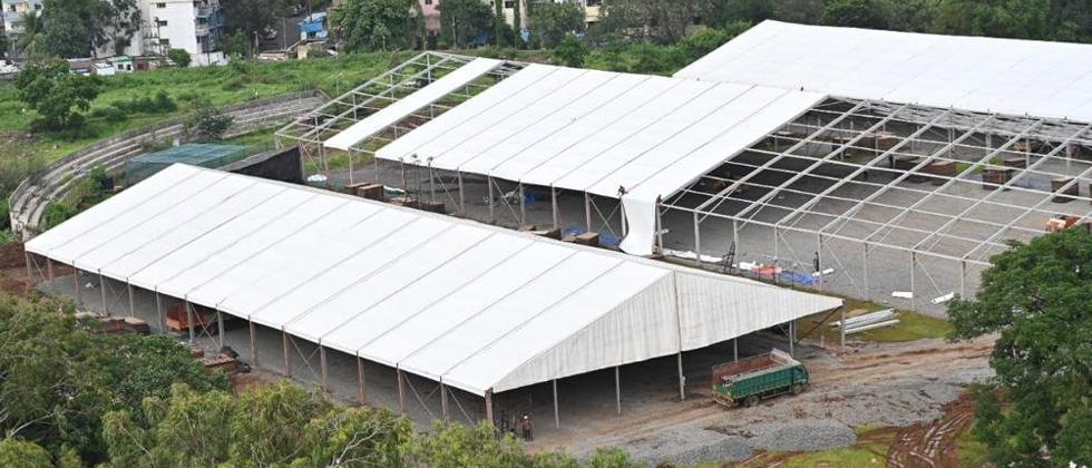 COVID-19 Pune: Not many admitted to the city's first jumbo hospital facility at COEP yet