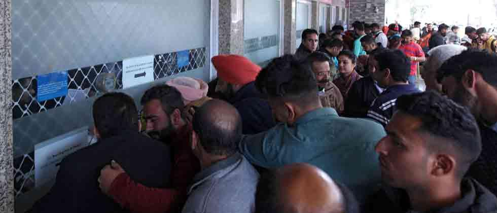 Service at 9 Indian airports resumed, Pak closes airspace  for commercial flights