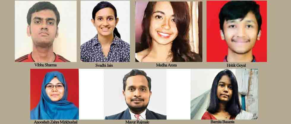 Students score well in CBSE Class XII exams