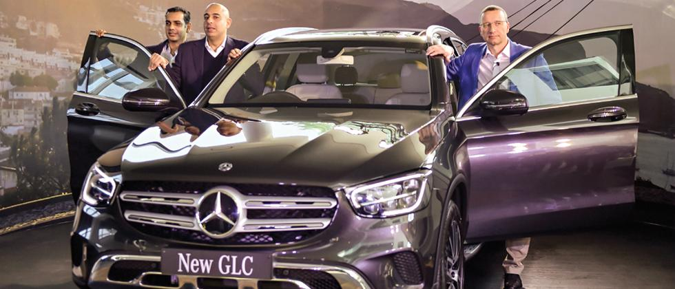 Mercedes launches new GLC SUV variants