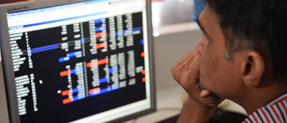 Sensex opens in green on value-buying, climbs 470 points