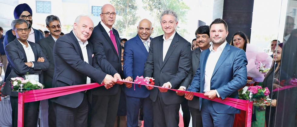 T-Systems ICT India opens new facility in Pune