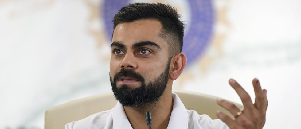No breathing space, pressure will be from first second in this World Cup: Kohli