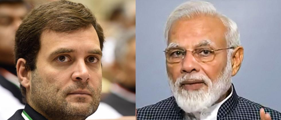 Rahul Gandhi takes on PM Narendra Modi over Chinese firms' donations to PM-CARES Fund