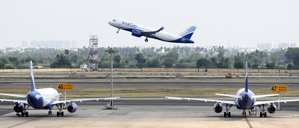 494 domestic flights carrying 38,078 passengers operated in India on Thursday