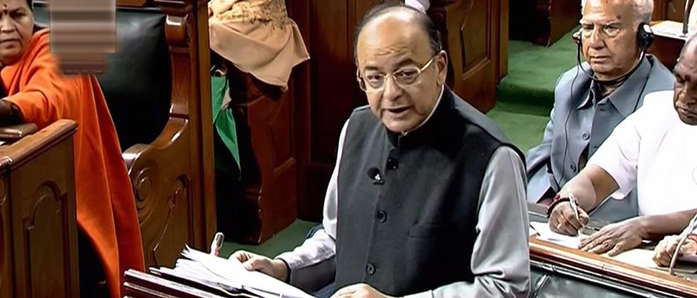 Rs 5 lakh healthcare cover for 10 crore poor families: Jaitley