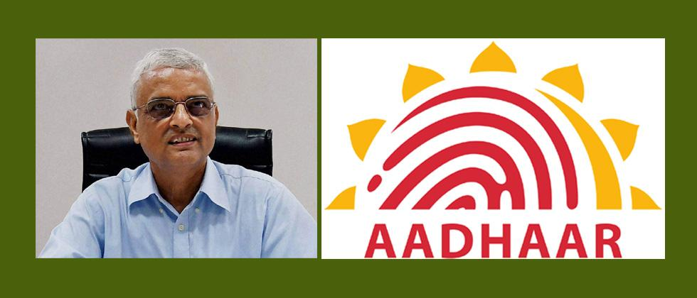 32 crore Aadhaar numbers linked to voter ID cards: CEC