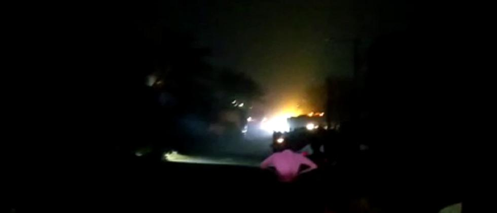 Eight dead in explosion at chemical factory in Boisar