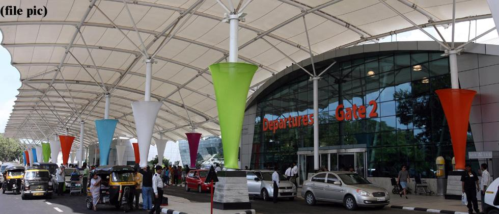 US-based firm's CEO held for hoax bomb call at Mumbai airport