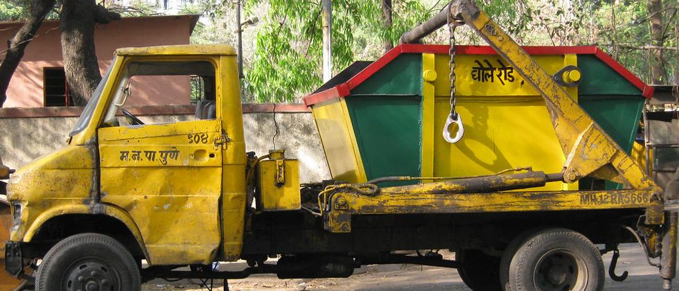 Pune sees a reduction in garbage generation