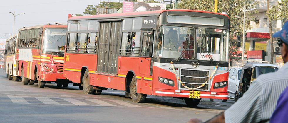 Pune lockdown: 10 PMPML buses at your service from Airport and Pune Railway Station