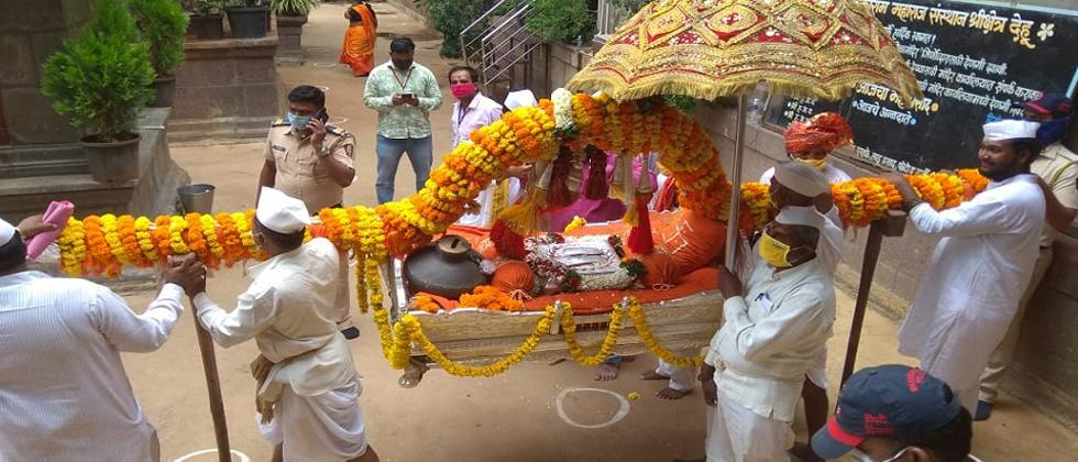 Pandharpur Wari: Only 20 people allowed to participate in Palkhi procession