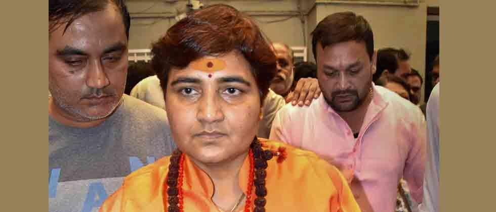 Pragya Thakur hospitalised, fails to appear before court