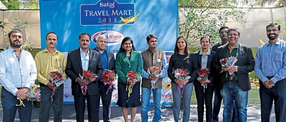 Sakal Travel Mart concludes today
