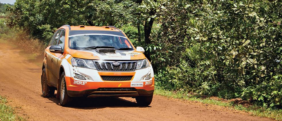 Samrat climbs two places to 3rd position, Gill leads the rally