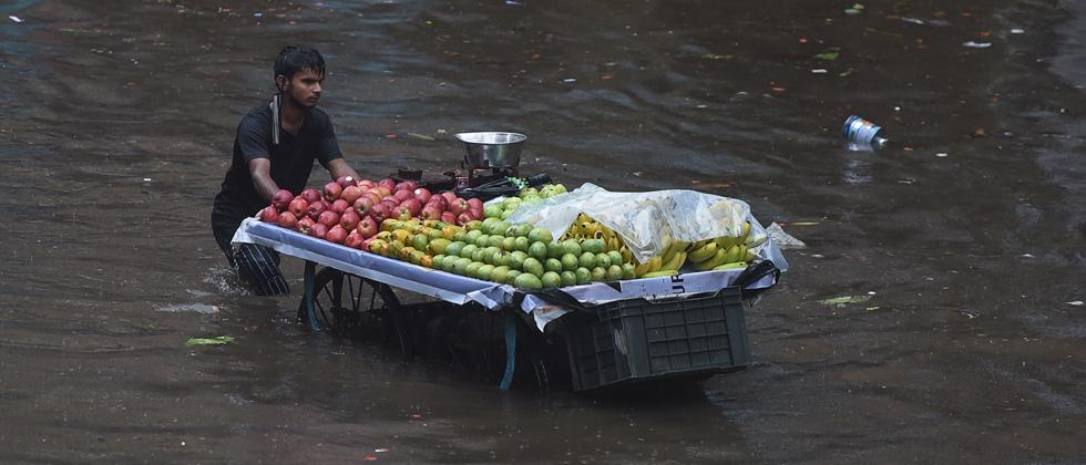 Mumbai: City records its second-highest single day July rain in five years; IMD predicts heavy rainfall