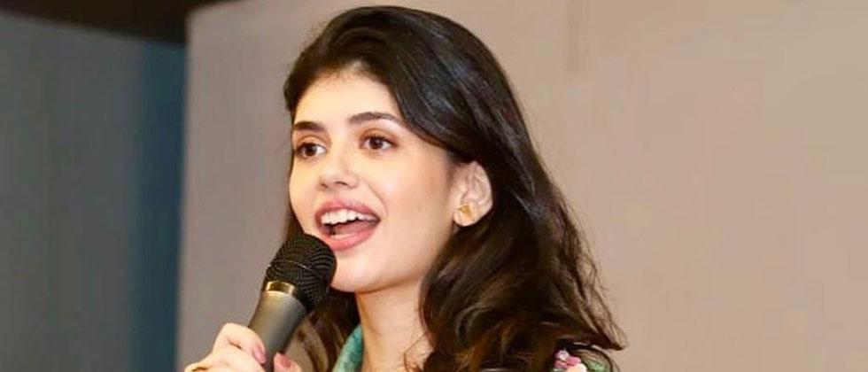 Sanjana Sanghi's special message yo Sushant Singh Rajput on film's release day
