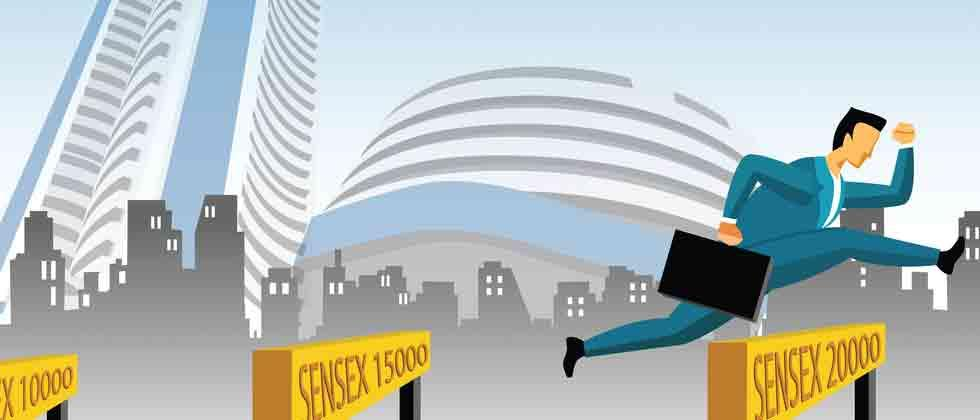 Market rises for 7th session amid easing crude prices