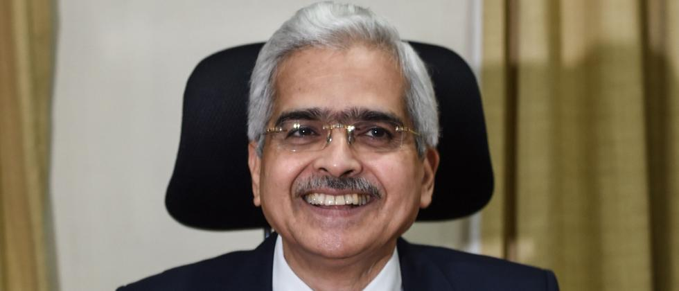Banking system 'flush' with liquidity: RBI Governor