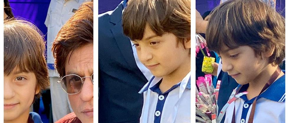 Here's how Shah Rukh Khan celebrated AbRam's 7th birthday