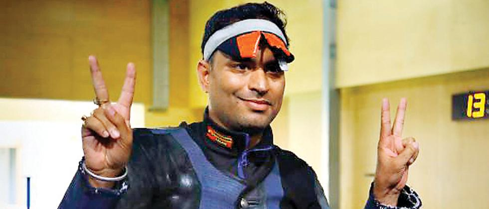 Indian shooters look to fill Oly Quota gaps