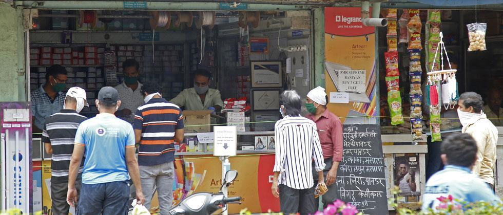 Pune: PMC extends timings for shops in containment zone