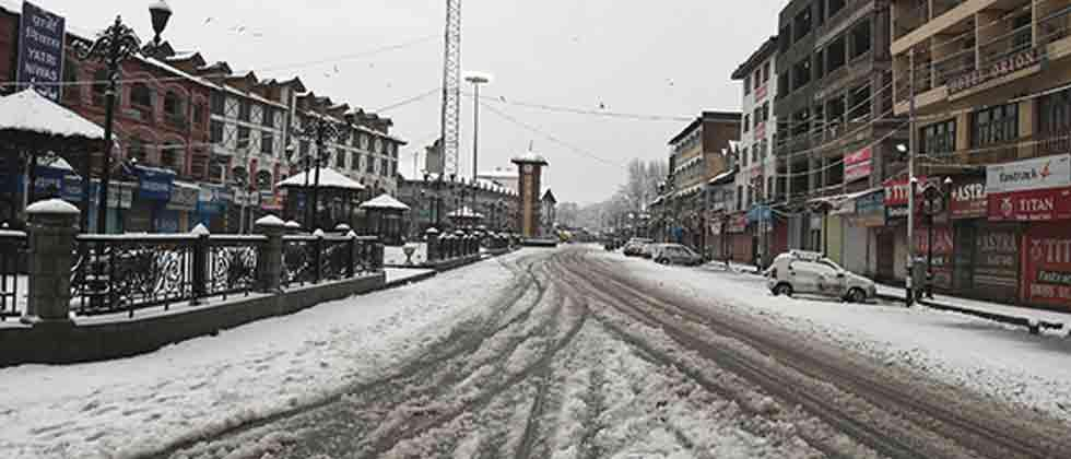 Seven killed, five missing in J&K after season's heaviest snowfall