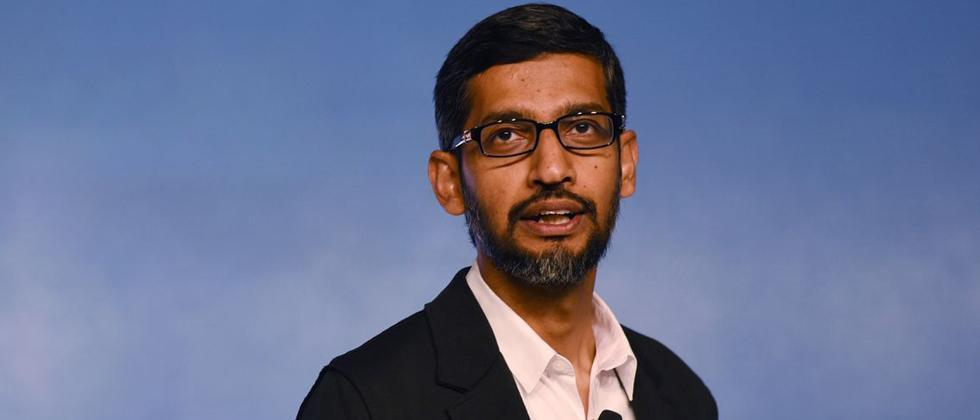 Sundar Pichai: Google not in race to buy TikTok