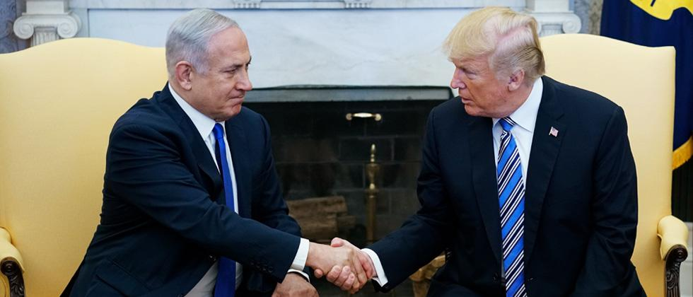 Trump might attend inauguration of new American embassy in Jerusalem