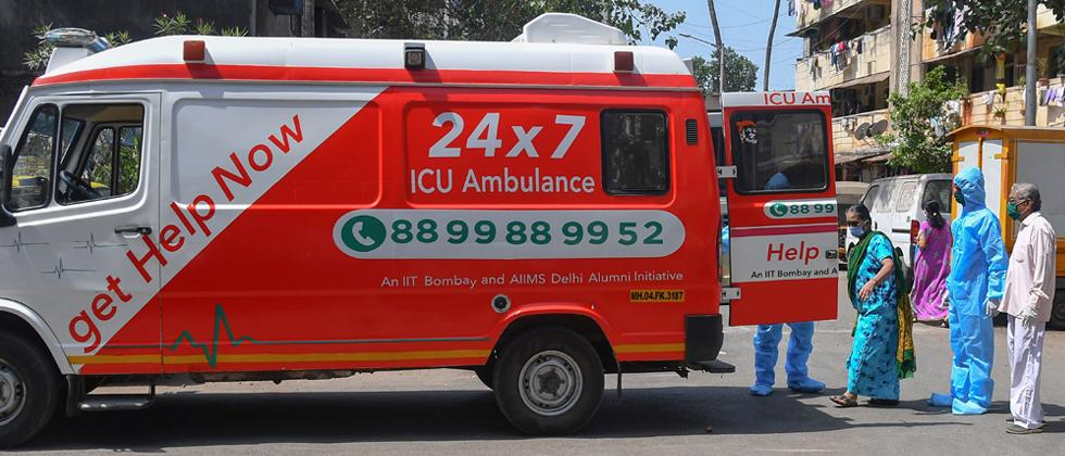 Government to acquire more ambulances to help COVID19 patients