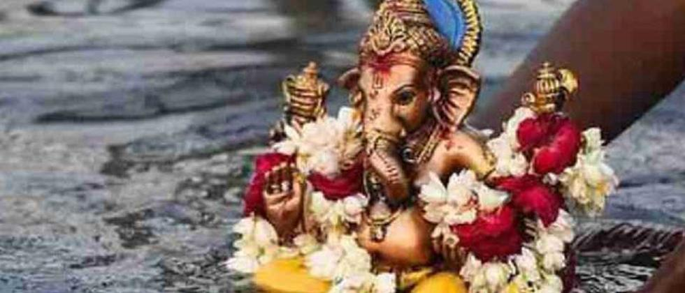 ​With just 24 to 36 hours left for the Ganeshotsav to start and certain population of the city to begin preparations for Ganesh idols immersion on the 2nd day of the festival, the delay in providing ammonium bicarbonate to citizens may prove costly for th