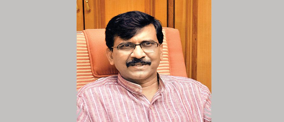 Sanjay Raut's cartoon may create differences in BJP Sena alliance