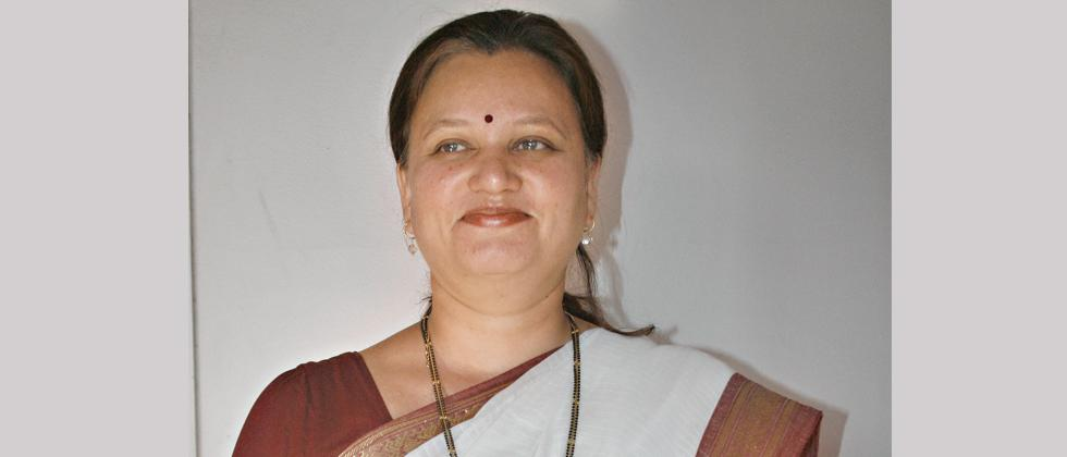 Pune Mayor Mukta Tilak